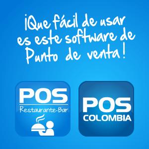 Software POS Colombia y POS Colombia Restaurante - Bar - Qué fácil de usar es este Software para punto de venta